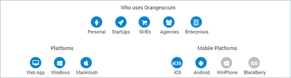 Orangescrum on softwaresuggest