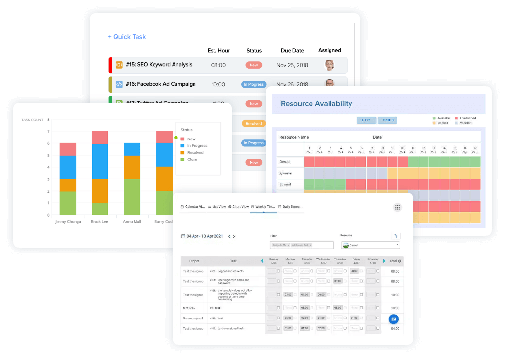 Project management software that does it all