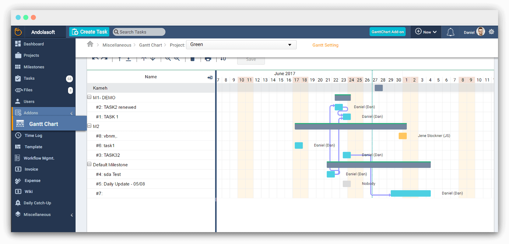 Free download open source project management software orangescrum 1 fandeluxe Image collections