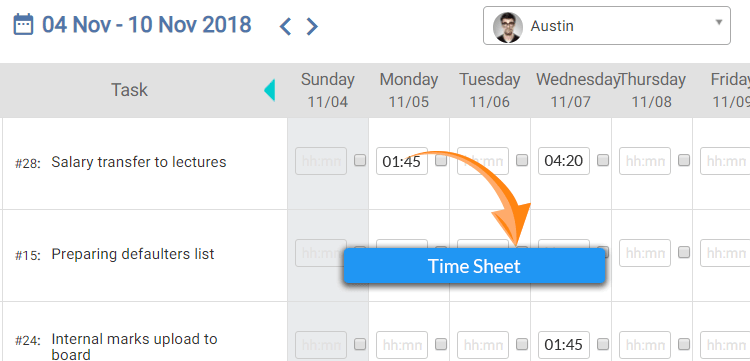time log gold add on orangescrum get accurate project planning