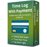 Time Log with Payment